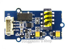 50-115MHz FM Stereo Low IF Digital Radio Receiver Module for I2C RDS/RBDS MP3