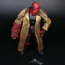 """Mezco Hellboy Smoking HB 1/12 Scale 7"""" Action Figure Collection Series 2 No Box"""