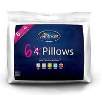Silentnight Ultrabounce Pillow - 6 Pack