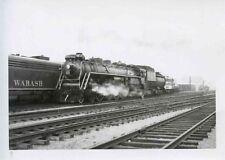 7D364 RP 1963 CN CANADIAN NATIONAL RAILROAD ENGINE #6167 WINDSOR ONTARIO
