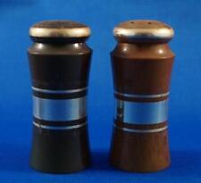 Vintage Bakelite Catalin Salt and Pepper Shaker Lot of 2