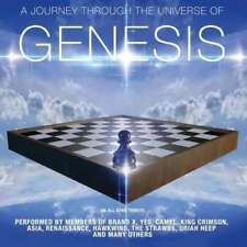 CD de musique Rock Genesis