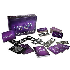 DOMIN8 Fun Adult Card Sex Game for - Fans of Fifty Shades - Creative Conceptions