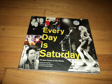 Every Day Is Saturday Indie Rock Photographs of Peter Ellenby + 21 track CD
