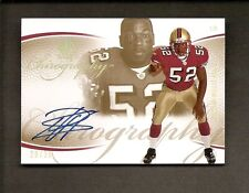 2009 SP AUTHENTIC CHIROGRAPHY PATRICK WILLIS GOLD AUTO RC #20/25