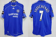 2006-2007 Chelsea Home Jersey Shirt Samsung Carling Cup FINAL Shevchenko #7 L