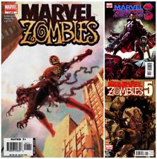 Marvel Zombies U PICK comic 1 2 3 4 5 2005 II 2007 III 2008 IV 2009 2010 Return
