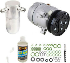 AC Compressor w/ A/C Repair Kit For Chevy Cavalier & Pontiac Sunfire