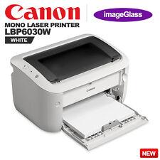 New Canon imageCLASS LBP6030w Mono Laser Printer