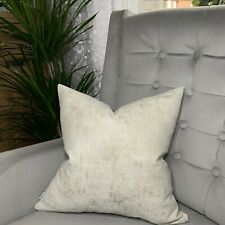 """Modern Cushion Cover 16""""John Lewis & Partners Design Project Fabric Natural"""