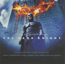 Hans Zimmer And James Newton Howard CD The Dark Knight: Original Motion Picture