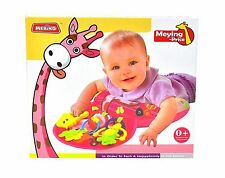 2in1 Baby Pillow & Playmat Gym Activity Forest Play Mat with toys New