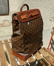 Louis Vuitton Steamer, trunk, bag, vintage
