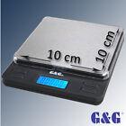 G&G LS Feinwaage Taschenwaage Goldwaage Digital-waage Münzwaage