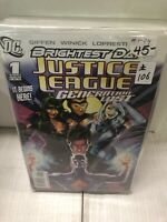 Justice League Brightest Day Generation Lost (2010) #1-24 (VF/NM) Complete Run