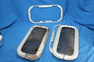 PARTS Lewmar PortLight Access Aluminum Frame Acrylic Window Hatch Vent