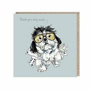 Artbeat Greeting Card - Blank - Elvis - Animal