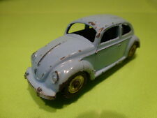 DINKY TOYS FRANCE 181 VW VOLKSWAGEN BEETLE  - PALE BLUE 1:43  - GOOD CONDITION
