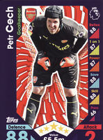 Match Attax 16/17 AFC Bournemouth Arsenal Burnley Cards Pick From List