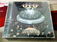 UFO - Covenant SH 11422 US  2 × CD, Album SEALED