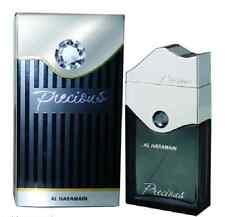 EDP PRECIOUS SILVER by Al Haramain UAE 100ml - 3.3oz Unisex Rosemary Peppermint