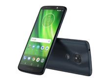 "Unlocked Motorola Moto G6 Play Xt1922-9 At&T Gsm Deep Indigo 5.7"" Phone"