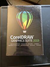CorelDRAW Graphics Suite 2019 *FULL VERSION* for Windows/Mac Convert NEW, SEALED