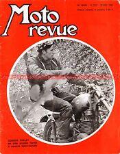 MOTO REVUE 1907 Salon de PARIS 50 ; LAVERDA ; Gordon FARLEY ; BULTACO 360 1968