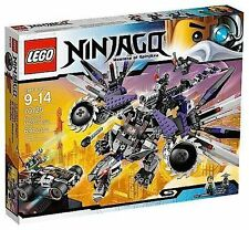 *NEW IN SEALED BOX* - LEGO 70725 Ninjago Nindroid MechDragon