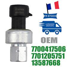 Pressostat / Capteur Climatisation A / C 3 pins Pour RENAULT 7700417506 13587668