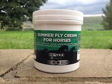 NETTEX SUMMER FLY REPELLENT CREAM FOR HORSES 600ml