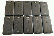 10 x Motorola Droid Maxx XT1080m Back Cover Battery Door Black Verizon
