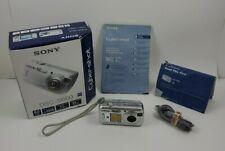 SONY DSC-S600 Digital Camera with Box