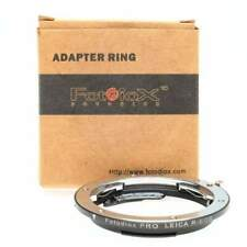 Fotodiox Leica R to Canon EOS Lens Mount Adapter (Boxed)