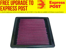 K&N Replacement Panel Filter Suit 1990-2005 Mitsubishi Magna TR-TS 3.0L & 2.6L 1