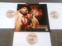 OUTKAST - IDLEWILD 3X LP EX!!! ORIGINAL EURO LAFACE RECORDS 82876 75266 1