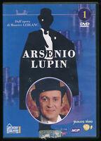 EBOND  Arsenio Lupin n 1 DVD  EDITORIALE D566838