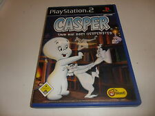PLAYSTATION 2 PS 2 Casper e i tre Fantasmi