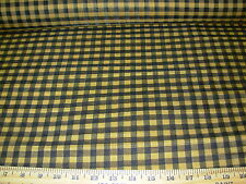 "~BTY~HORSEHAIR~STROHEIM&ROMANN~""FALABELLA"" PLAID~UPHOLSTERY FABRIC FOR LESS~"