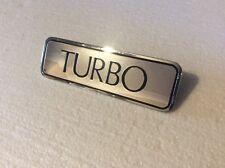 Bentley Turbo R, RL, Mulsanne Boot et Wing Badge/Script/emblème.