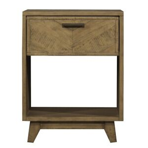 Clovelly designer solid Acacia Lamp side table bedside Tall (MADE TO ORDER)