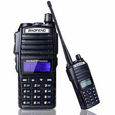 BaoFeng UV-82 Tri-Power 8W 4W 1W Dual-Band UHF VHF Two Way Radio Walkie Talkie