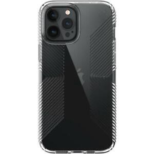 Speck Presidio Perfect Clear Grip Suits iPhone 12 Pro Max - Clear