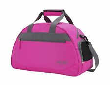 MIER 20 Inches Sports Gym Bag Travel Duffel Bag with Shoes Compartment for Wo...