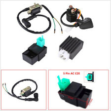 Regulator Rectifier Relay Ignition Coil CDI Set For ATV Quad 50cc 70 90cc 110cc