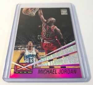 Michael Jordan Beam Team Stadium Club 1993 LAST DANCE Chicago Bulls #4
