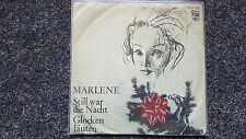 Marlene Dietrich - Still war die Nacht 7'' Single
