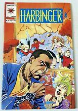 HARBINGER. NO.19.  JULY 1993. 1ST STUNNER.  VALIANT COMICS.  VFN/NM COND.
