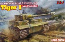 Dragon 6406 1/35<FULL VER> Sd.Kfz.181 Tiger I Late Production (3 in 1)