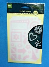 Making Memories Flocking & Foiling Kit -Everything You Need!  NIP/NOS